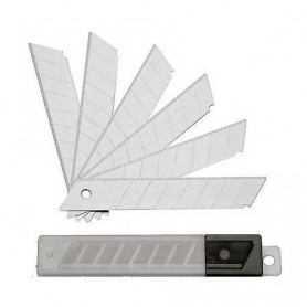 Pack 10 lames cutter 18mm