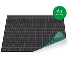 Tapis de découpe (PRO Noir-Vert) - A1 (60x90cm)