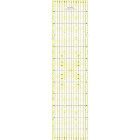 Régle de couture (quilt/patchwork) 15x60cm