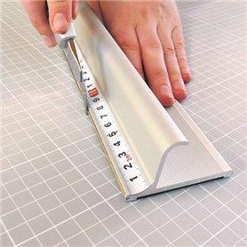 55cm - Règle pro à protection