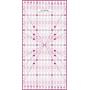 Régle de couture (quilt/patchwork) 15x30cm - ROSE