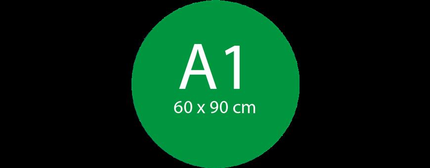 Tapis de decoupe autocicatrisant grand format A1 - 60x90cm